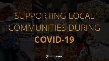 AZ Lending Experts Delivers Nearly $900 in Meals During COVID-19 Outbreak