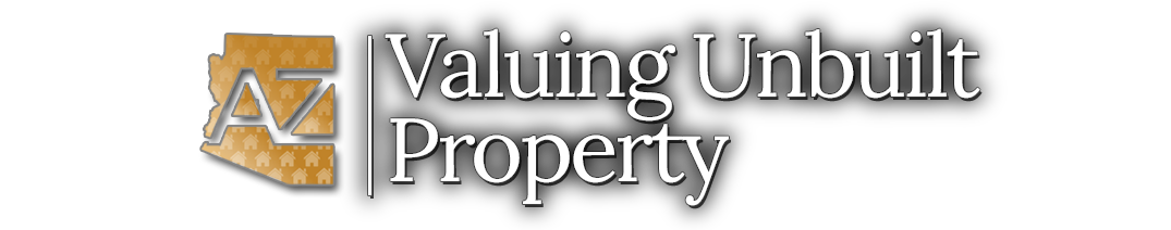 Valuing Unbuilt Property